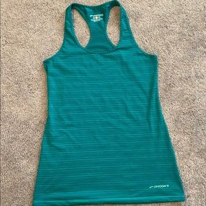 Brooks fitted tank